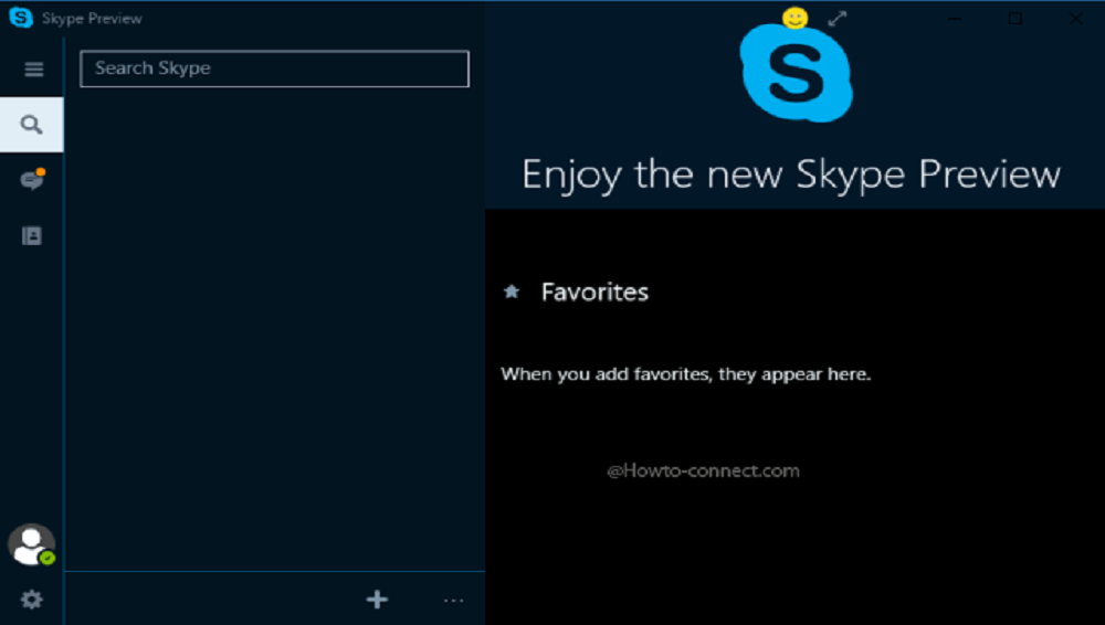 Dark Mode for Skype Launches with Multiple other Features