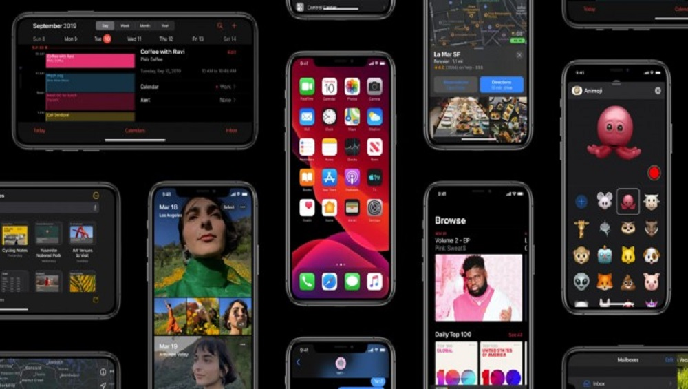 Apple Rolls Out iOS 13 with Dark Mode