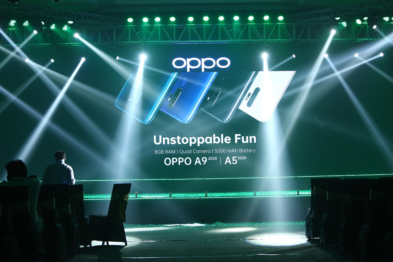 OPPO A9 2020 in Pakistan