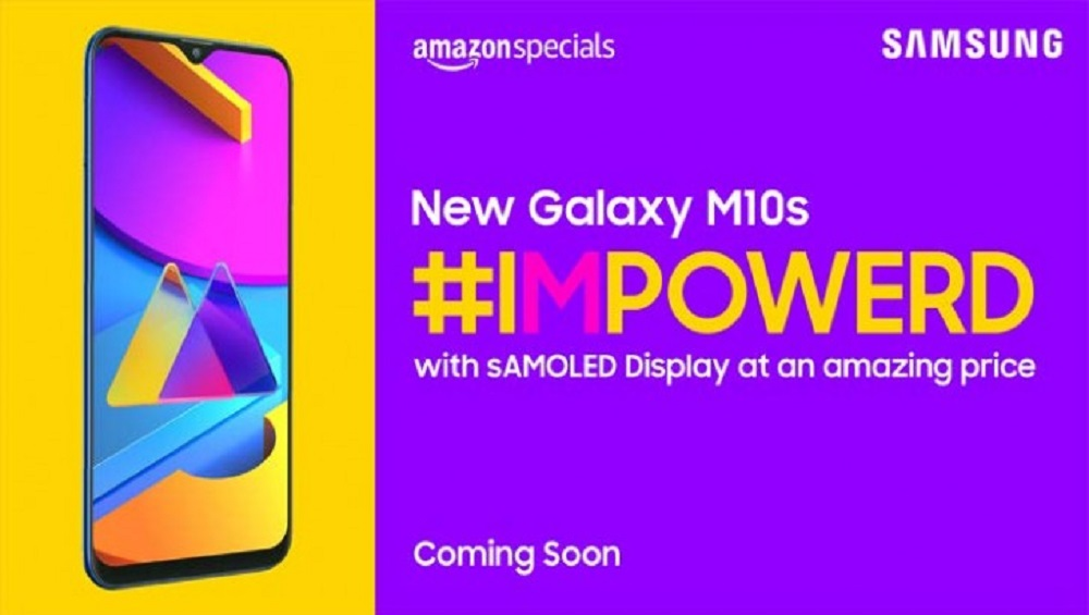 Samsung Galaxy M10s Specs Leaked