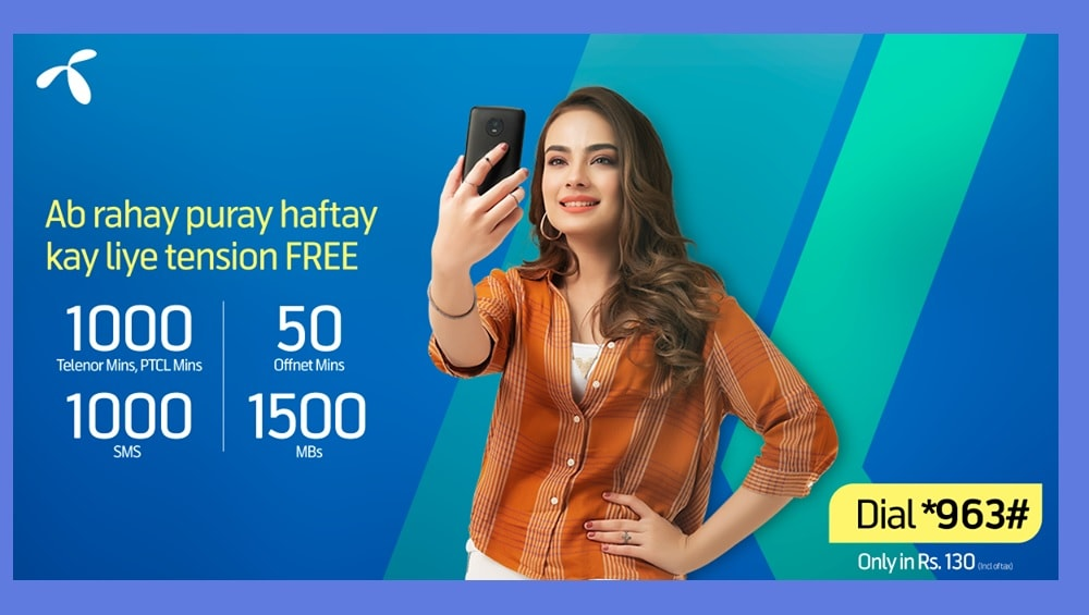 Telenor Weekly Easy Card