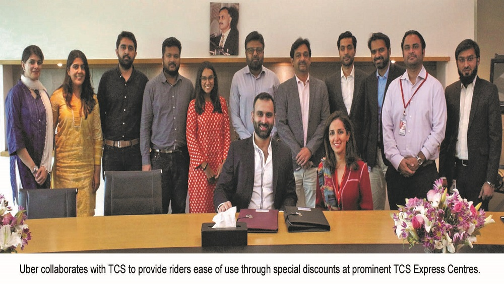 Uber partners with TCS: Providing Convenience and Ease for Riders
