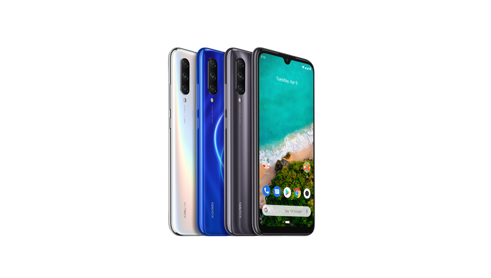 Xiaomi Introduces Mi A3, Expands Android One Lineup