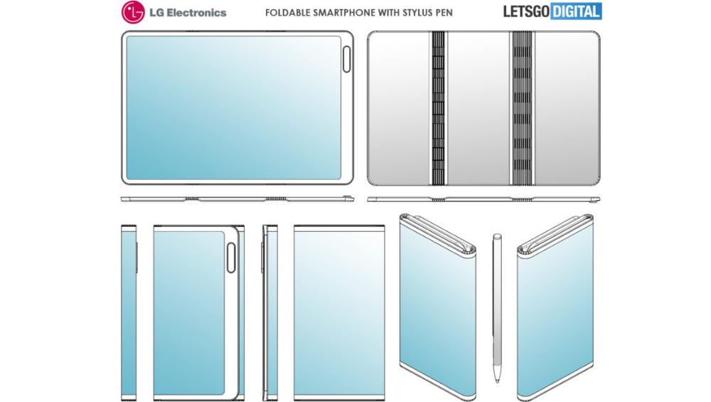 LG Foldable
