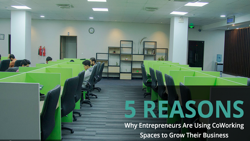 5 Reasons Co-Working Spaces Are the Best Occupancy Solution for Entrepreneurs