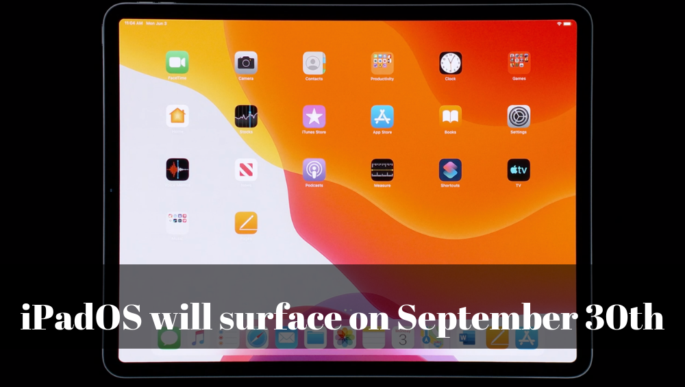 IOS 13 GM seeded to developers before September 19 launch