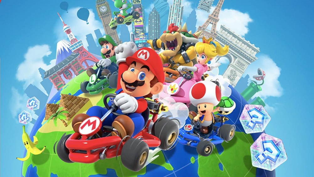 Mario Kart Tour is Finally Live For Android & iOS