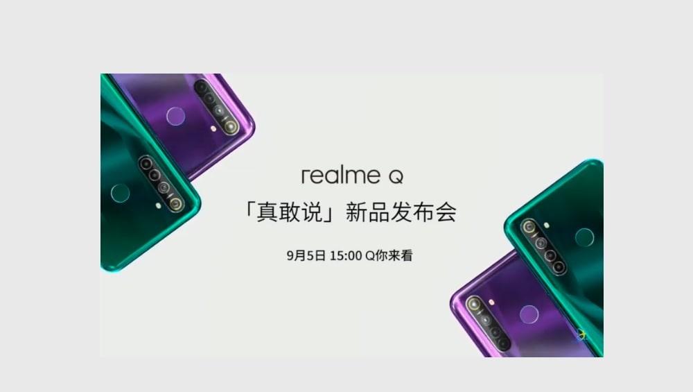 Realme Q Phone