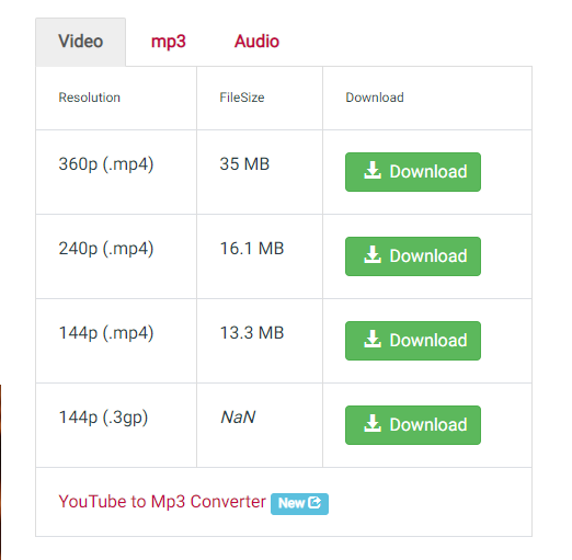 Download Files From Youtube And SoundCloud