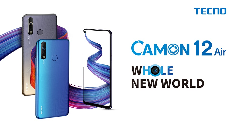 TECNO's Camon 12 Air