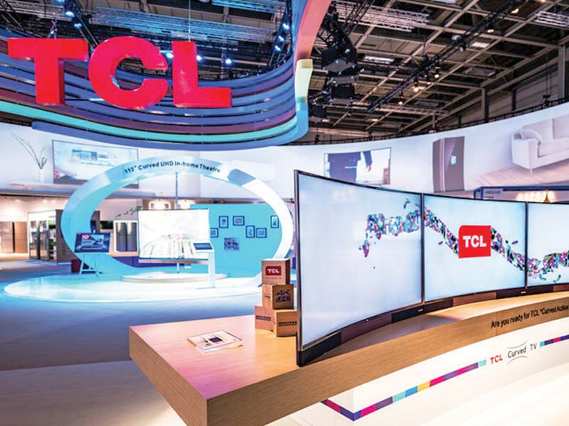 TCL Electronics becomes No. 1 Smart TV Brand in Pakistan