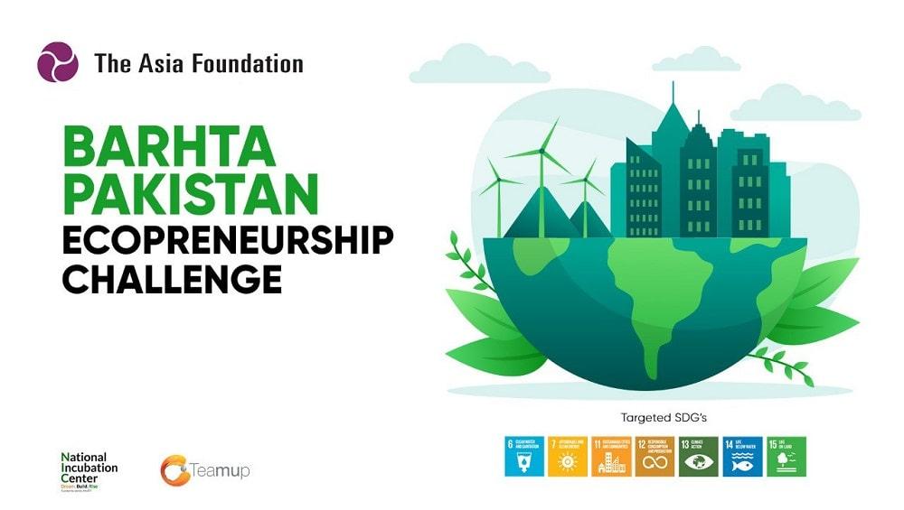 Barhta Pakistan Ecopreneurship Challenge