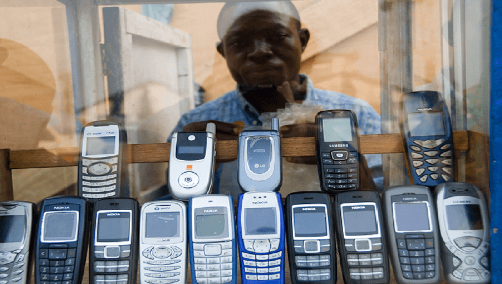 Govt of Ghana to establish a system for reducing the influx of stolen, counterfeit and substandard mobile phones