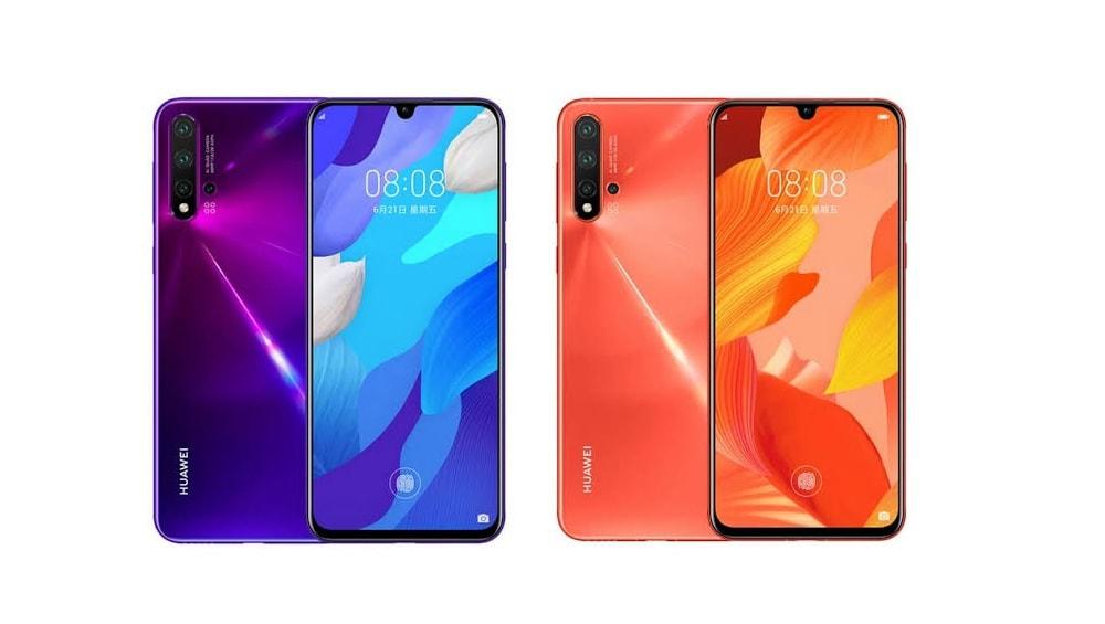 Huawei Nova 5 Pro Jackson Yee Limited Edition