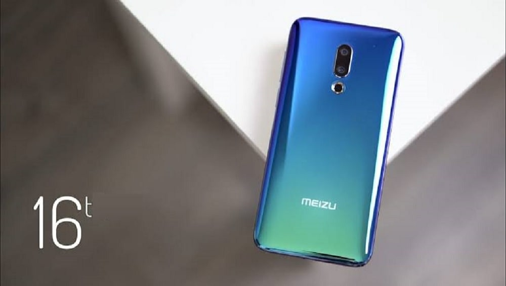 Here are the Leaked Specs of Meizu 16T