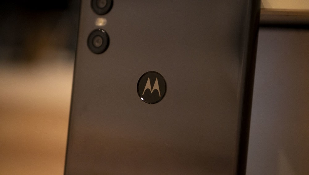 Motorola One Macro Launch