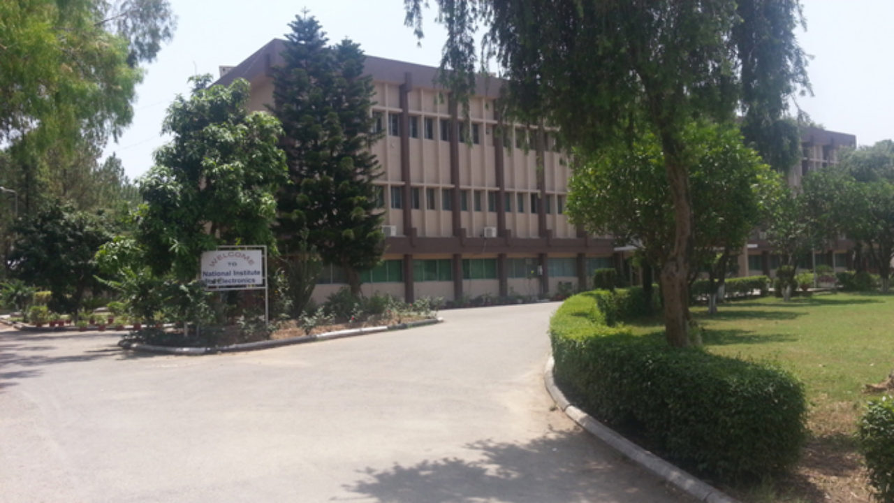 National Institute of Electronics (