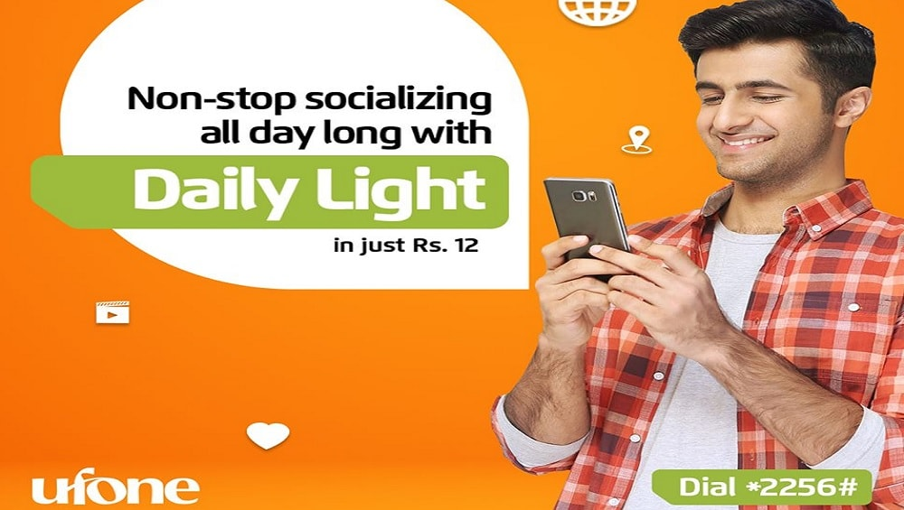 Ufone Daily Light Bundle