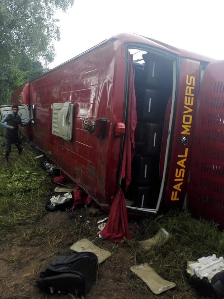 Faisal Movers Accident: What Precautions Could Save this Mishap?