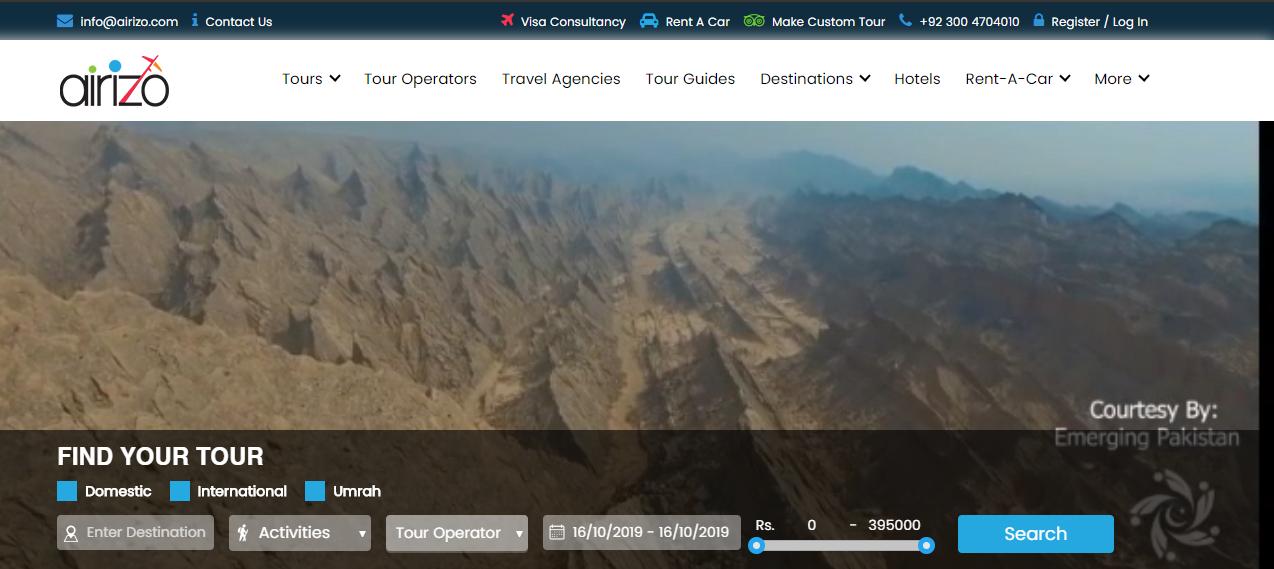 Top 5 Online Travel Agencies