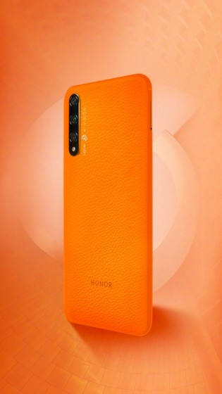 Honor 20S to Get an Orange Version