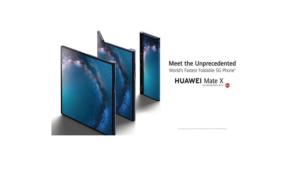 Huawei Mate X Sales