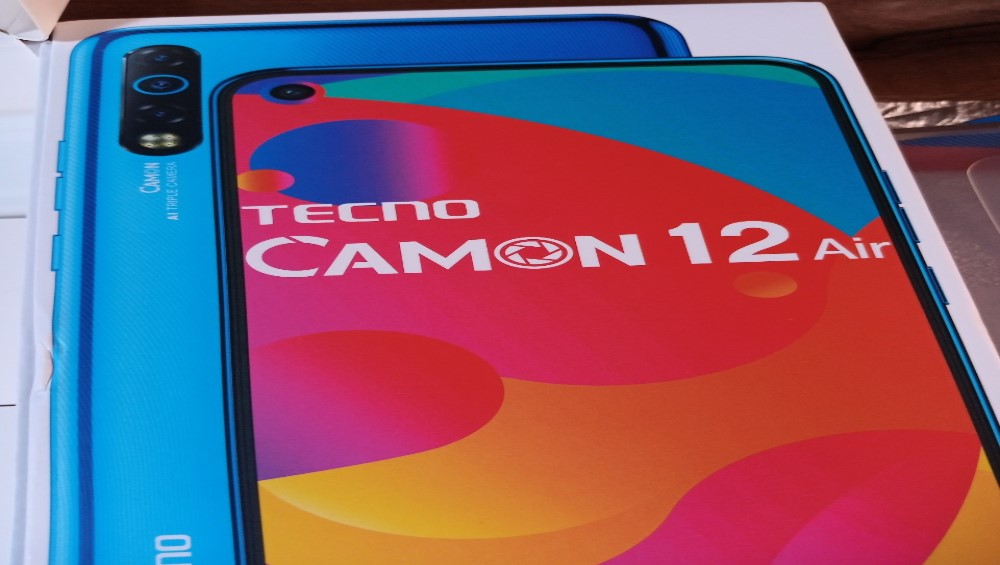 Camon 12 Air Review