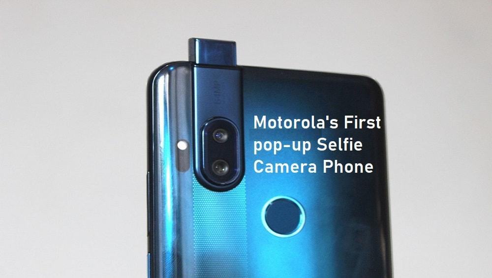 pop-up Selfie Camera Phone