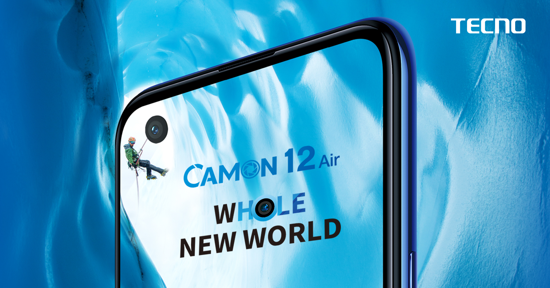 tecno camor 12 air launched in pakistan