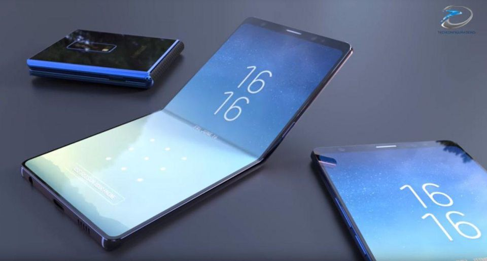 This is the Decided Name of Samsung New Foldable Phone
