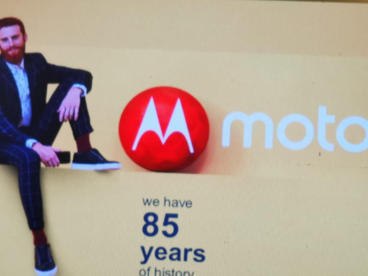 Motorola Relaunches in Pakistan