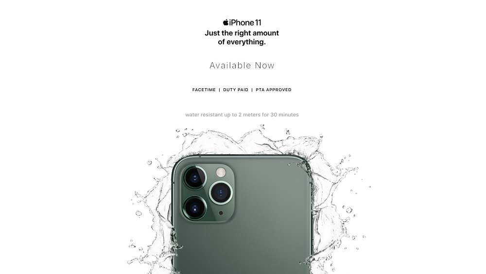 iPhone 11 pakistan