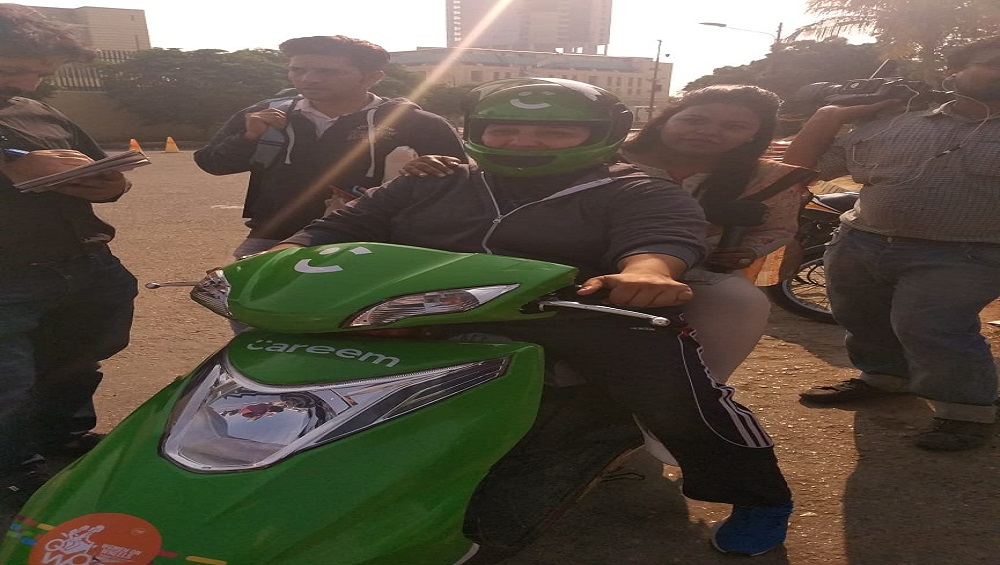 Careem Partners with WOW launched by Salman Sufi Foundation and Government of Sindh to Create Jobs for female bikers