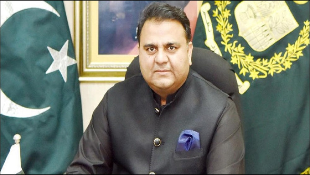 Fawad Chaudhry Suggests Scientific Solution to Tackle Smog