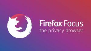 Firefox Focus: