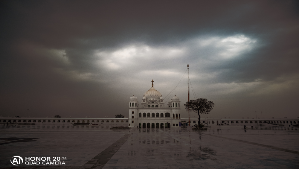 Photo of A Kartarpur visual loved and shared by all and even Imran Khan