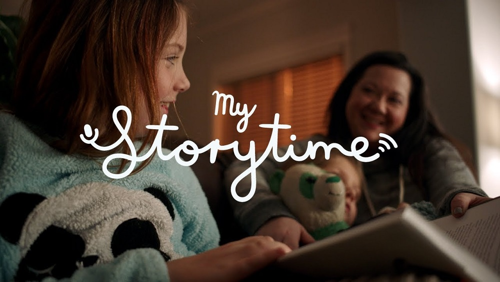 Record Stories for Your Kids With 'My Storytime' from Google Nest