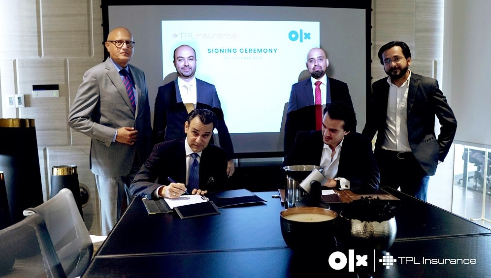 Photo of TPL Insurance & OLX Join Hands to Promote Insurance