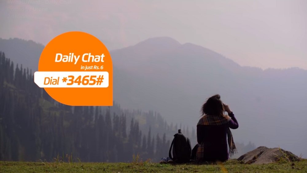 Ufone Daily Chat