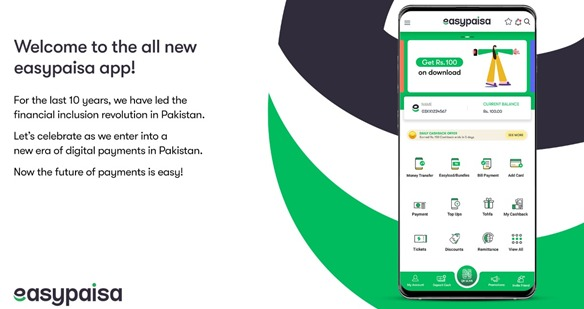10 years on,Easypaisa's FinTech revolution continues