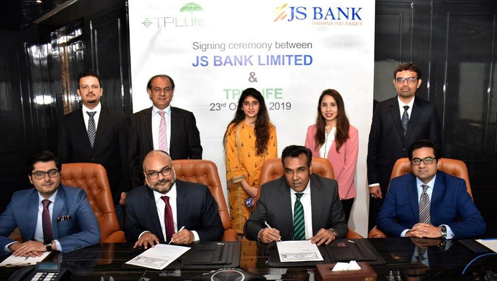 JS Bank and TPL Life Join Hands