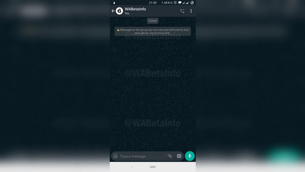 Whatsapp dark default wallpapers