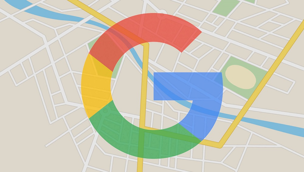 Google Maps Highlights Local Business pins While Navigating