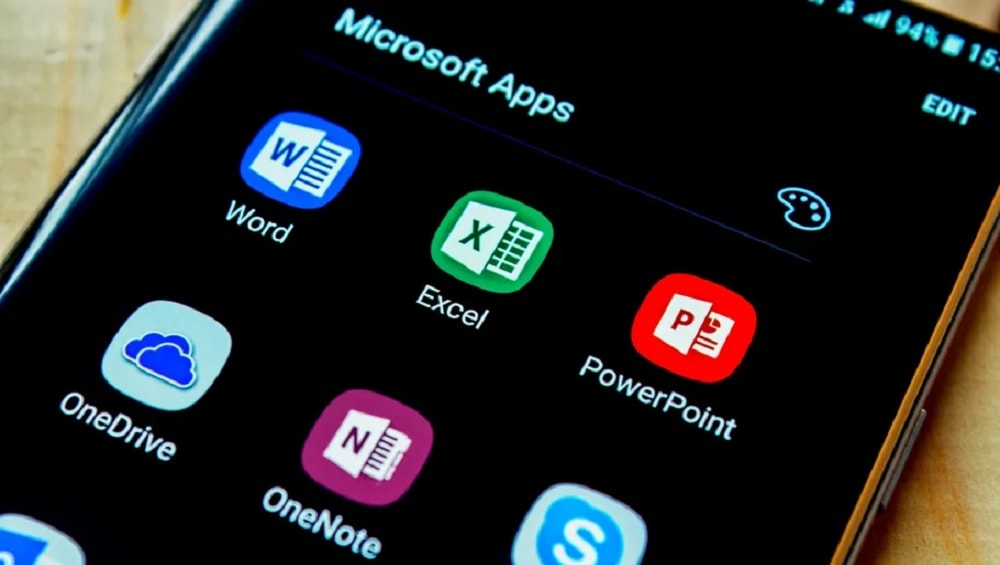 Microsoft New Office App