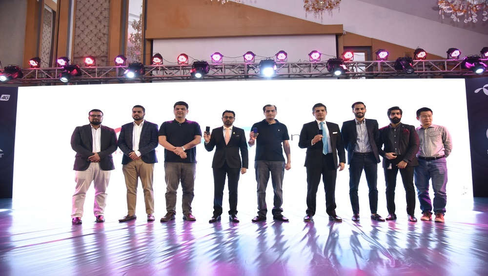 QMobile Launches Pakistan's First 4G Enabled Feature Phone in Collaboration with Telenor & KaiOS