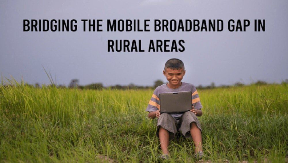 Photo of Bridging the Mobile Broadband Gap in Rural Areas