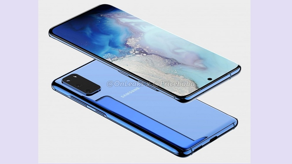 Samsung Galaxy S11e Renders