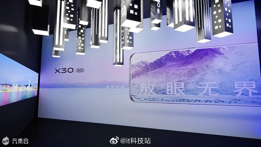 Vivo X30 will Super Telephoto Periscope Camera