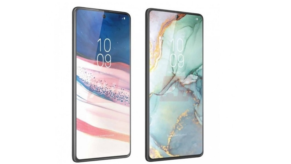 Galaxy S10 Lite Design