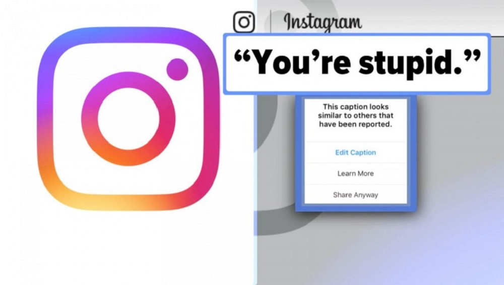 Instagram Caption Warning Feature to Fight Against Bullying